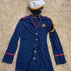 Sailor costume med/lrg